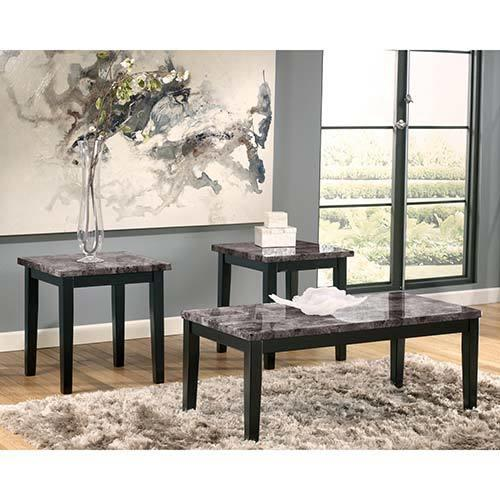 "Signature Design by Ashley ""Maysville"" Coffee Table Set"