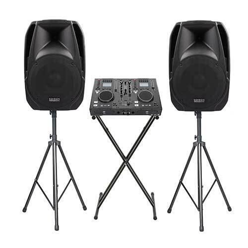 BriteLite Pro DJ 4500 BT