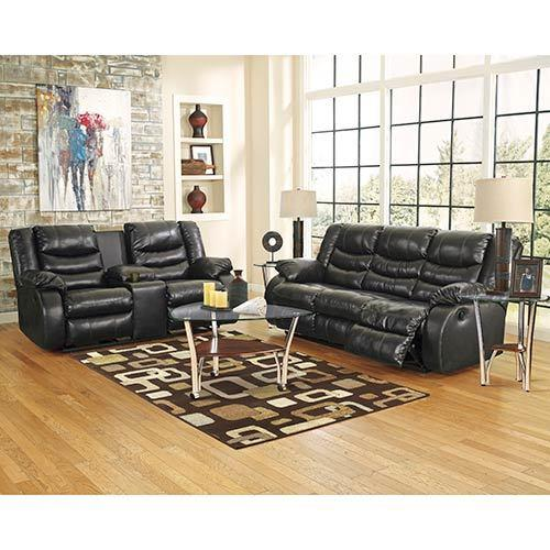 signature-design-by-ashley-linebacker-black-reclining-sofa-and-loveseat