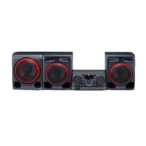 LG 1100W Hi-Fi Shelf Sound System display image