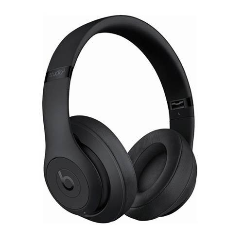 Beats Studio3 Wireless Headphones – Matte Black