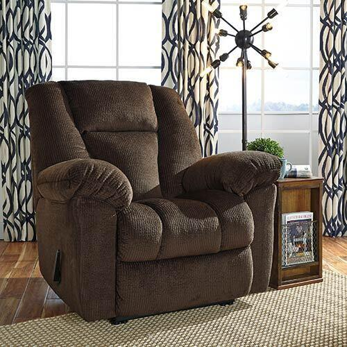 Signature Design by Ashley Nimmons Chocolate Zero Wall Recliner