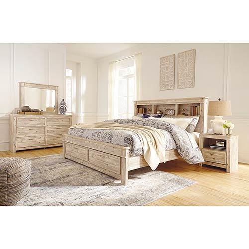 benchcraft-willabry-7-piece-platform-king-bedroom-set