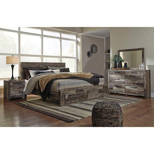 Benchcraft Derekson 6-Piece King Bedroom Set