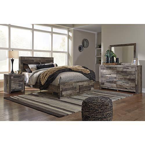 Benchcraft Derekson 6-Piece Queen Bedroom Set