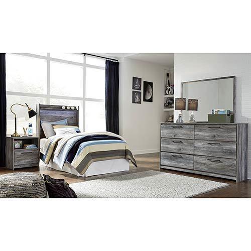 Signature Design by Ashley Baystorm 4-Piece Twin Bedroom Set display image