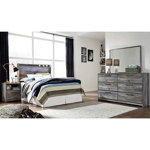 Signature Design by Ashley Baystorm 4-Piece Full Bedroom Set