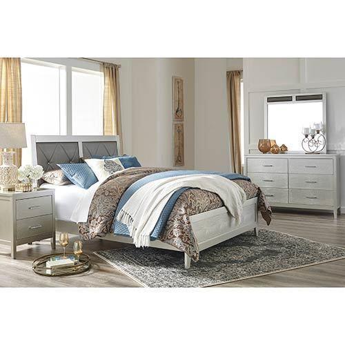 Signature Design by Ashley Olivet 6-Piece King Bedroom Set display image