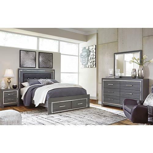 Signature Design by Ashley Lodanna 6-Piece Queen Bedroom Set  display image