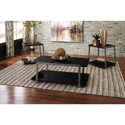 Signature Design by Ashley Rollynx Coffee Table Set