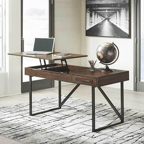 Signature Design by Ashley Starmore Home Office Lift Top Desk