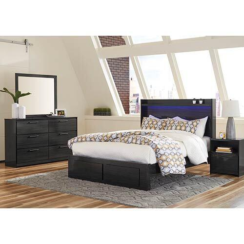 Signature Design by Ashley Faemond 6-Piece King Bedroom Set