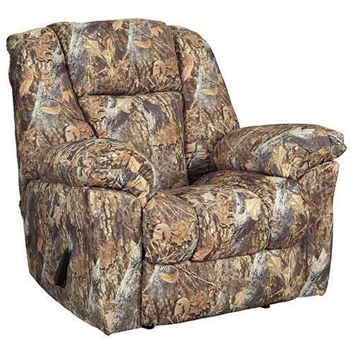 Fantastic Signature Design By Ashley Gladewater Camo Zero Wall Recliner Theyellowbook Wood Chair Design Ideas Theyellowbookinfo