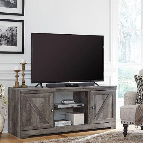 Signature Design by Ashley Wynnlow 63 Inch TV Stand
