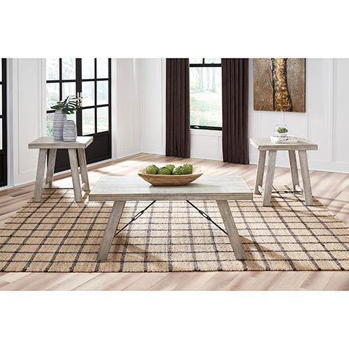 "Signature Design by Ashley ""Carynhurst"" Coffee Table Set display image"