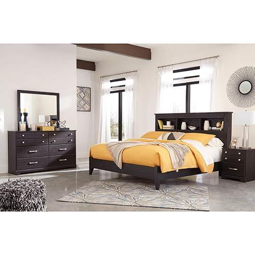 "Signature Design by Ashley ""Reylow"" 6-Piece King Bedroom Set"