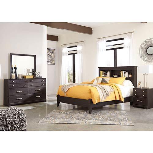 Signature Design by Ashley Reylow 6-Piece Queen Bedroom Set display image