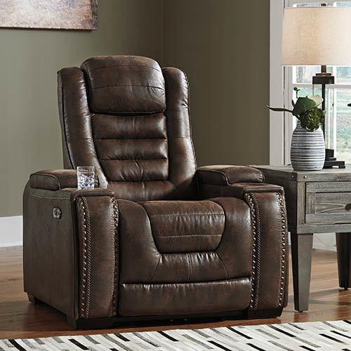 Signature Design by Ashley Game Zone Power Recliner  display image