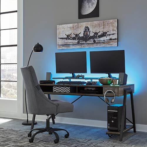 signature-design-by-ashley-barolli-gray-gaming-desk