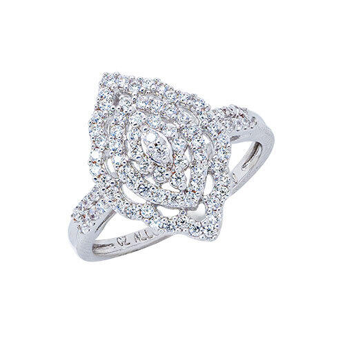 womens-10k-white-gold-38-cttw-diamond-fashion-ring