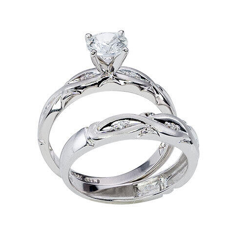 womens-10k-white-gold-910-ct-tw-white-sapphire-wedding-set