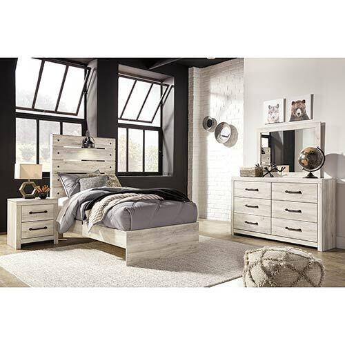 Signature Design by Ashley Cambeck 6-Piece Twin Bedroom Set