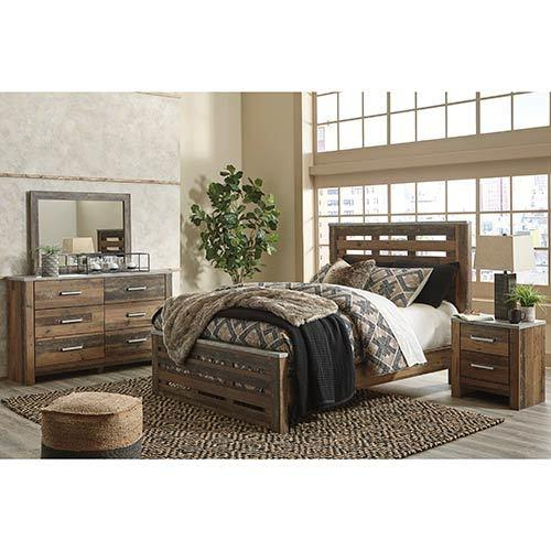 "Benchcraft ""Chadbrook""  6-Piece Queen Bedroom Set"