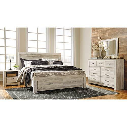 Signature Design by Ashley Bellaby 7-Piece King Bedroom Set display image
