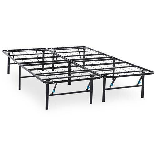 BedTech Hi Riser Platform King Bed Frame