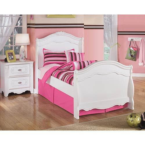 Signature Design by Ashley Exquisite 3-Piece Twin Bedroom Set