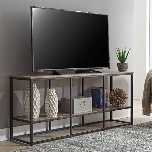 Signature Design by Ashley Wadeworth 65 Inch TV Stand