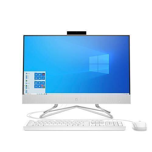 "HP 23.8"" All-In-One AMD Athlon 3050U Desktop Computer display image"