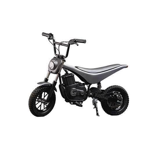 Burromax TT350 Lithium Ion Matte Black Electric Mini Bike