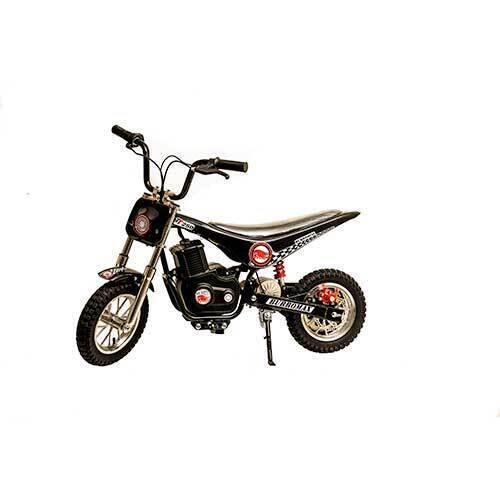 Burromax TT250 24V Black Electric Mini Bike