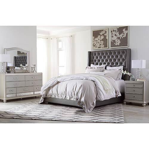 Signature Design by Ashley Coralayne 6-Piece King Bedroom Set