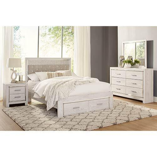 Signature Design by Ashley Altyra 6-Piece King Bedroom Set display image