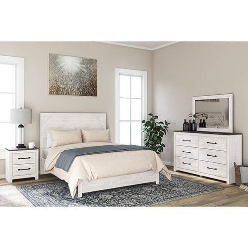 Signature Design by Ashley Gerridan 6-Piece Queen Bedroom Set