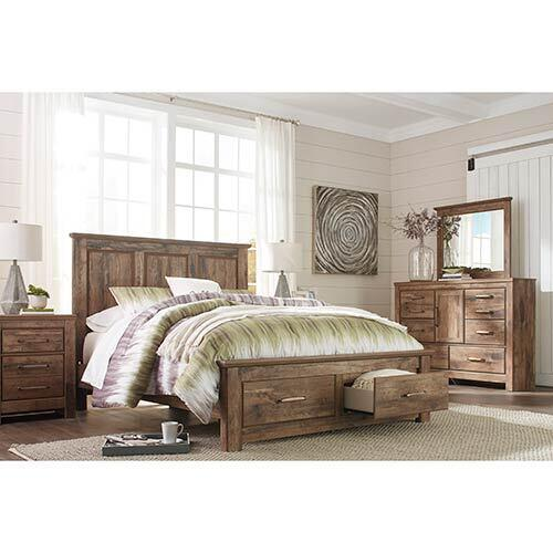 Signature Design by Ashley Blaneville 7-Piece King Bedroom Set