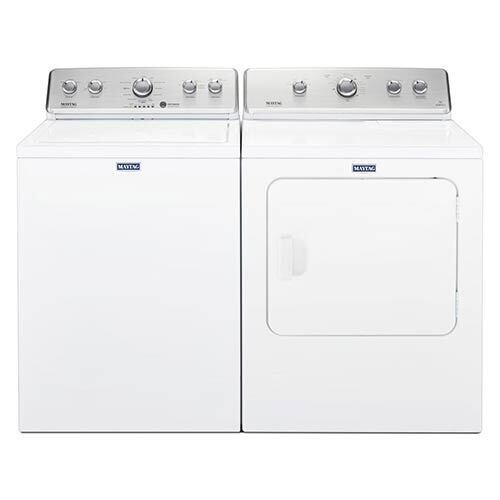 Maytag 4.2 Cu. Ft. Top-Load Washer and 7.0 Cu. Ft. Electric Dryer