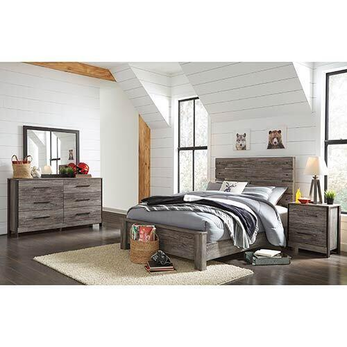 Signature Design by Ashley Cazenfeld 6-Piece King Bedroom Set