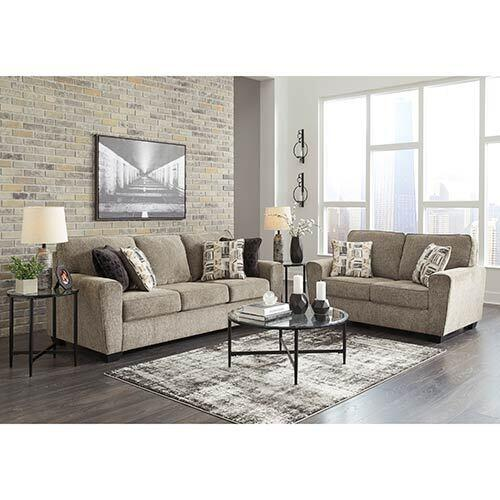Benchcraft McCluer-Mocha Sofa and Loveseat