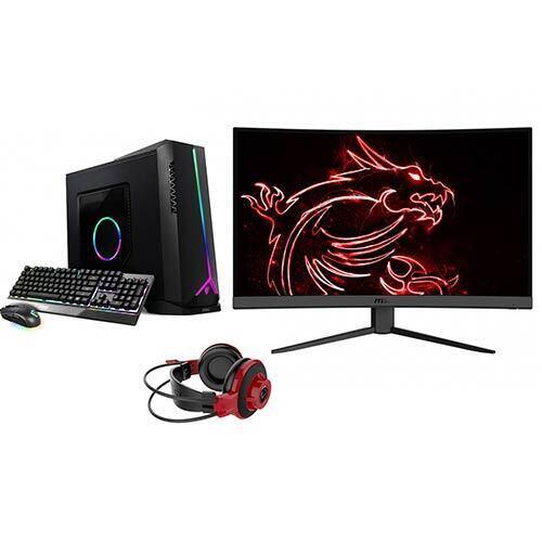 MSI Aegis SE 10 Intel Core i5 Desktop Gaming Computer Bundle