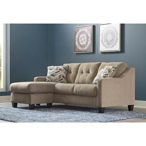 Signature Design by Ashley Seabrook-Natural Sofa Chaise display image