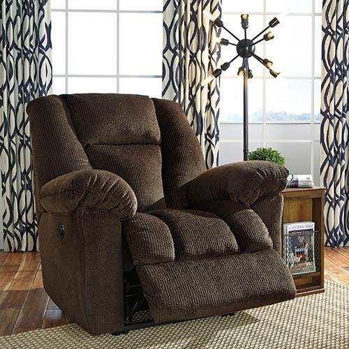 Signature Design by Ashley Nimmons Chocolate Oversized Power Recliner