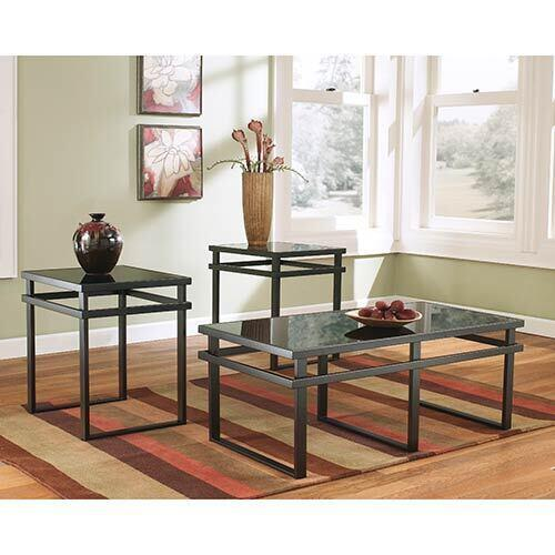 Signature Design by Ashley Laney Coffee Table Set