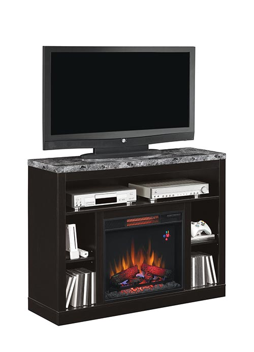 classicflame-adams-black-electric-fireplace-tv-stand