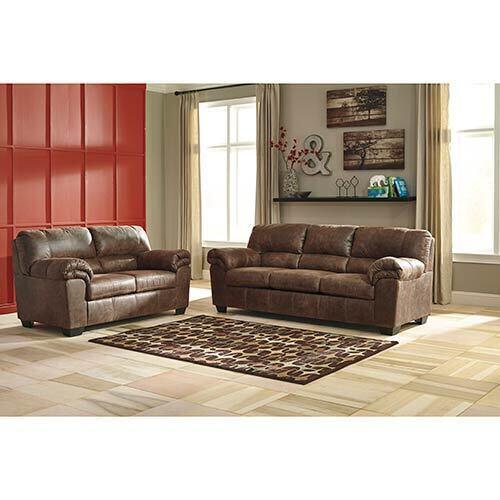 Signature Design Bladen-Coffee Sofa and Loveseat