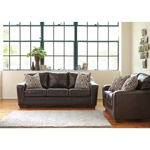 benchcraft-coppell-durablend-chocolate-sofa-and-loveseat