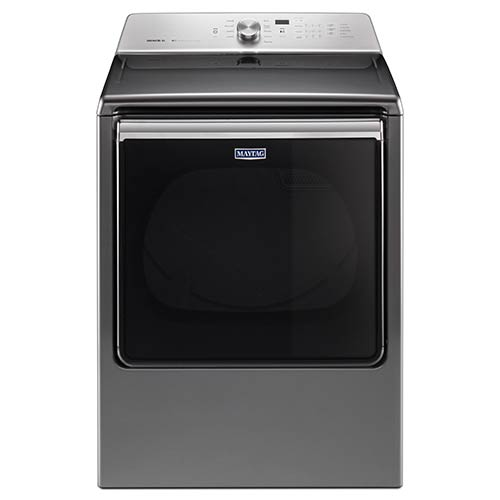 Maytag Metallic Slate 8.8 Cu. Ft. Electric Dryer
