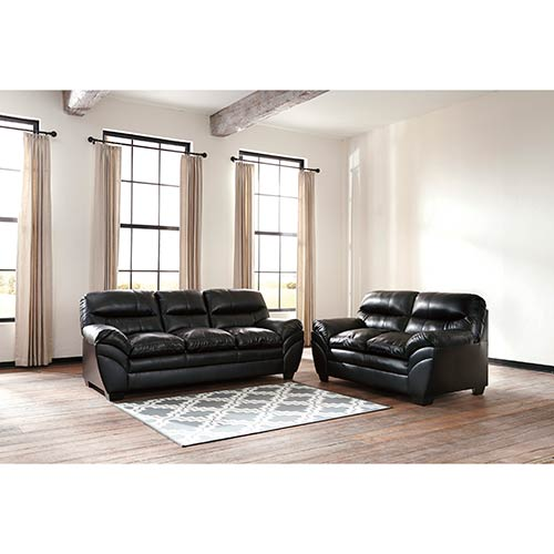 signature-design-by-ashley-tassler-durablend-black-sofa-and-loveseat
